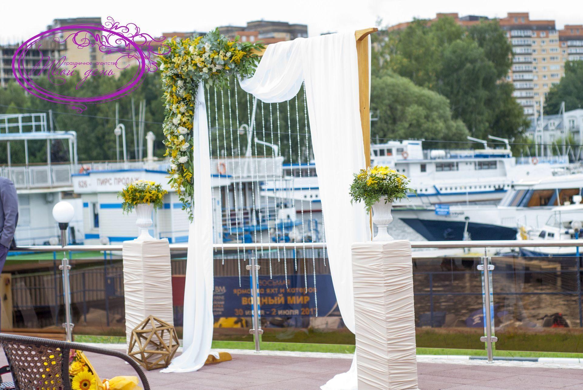 Оформление свадьбы свадебный декор