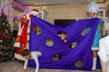 Игры Деда Мороза на дому