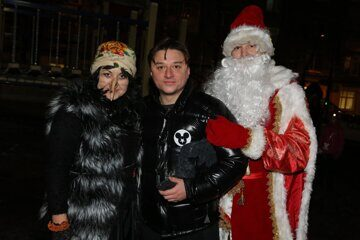 Дед Мороз от агентства
