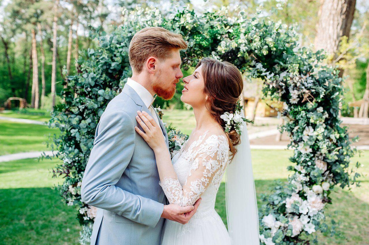 свадьба-гринери